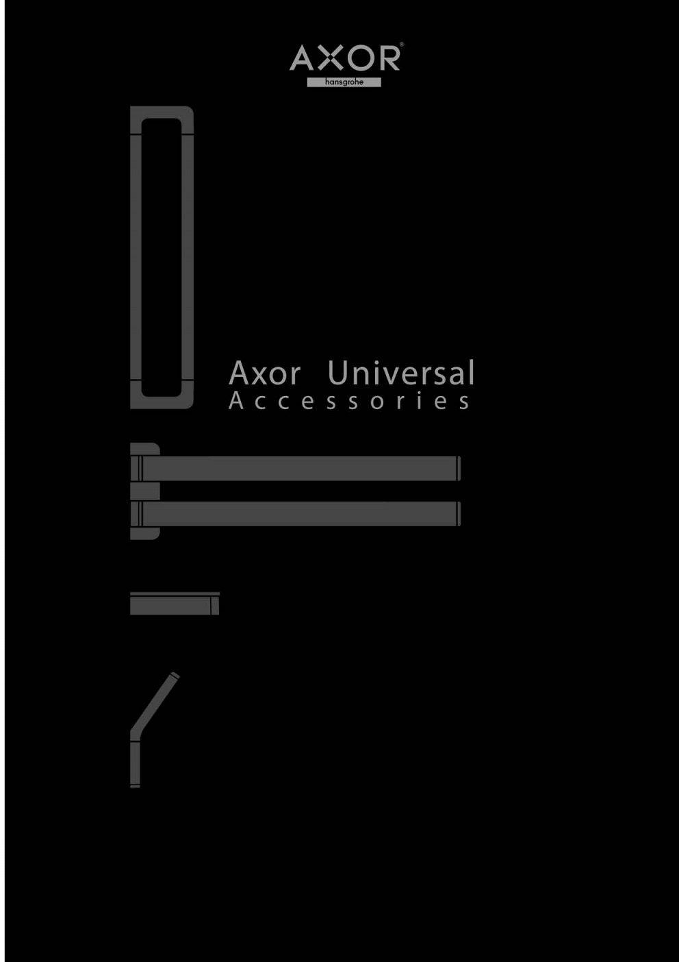Axor - doplnky Universal