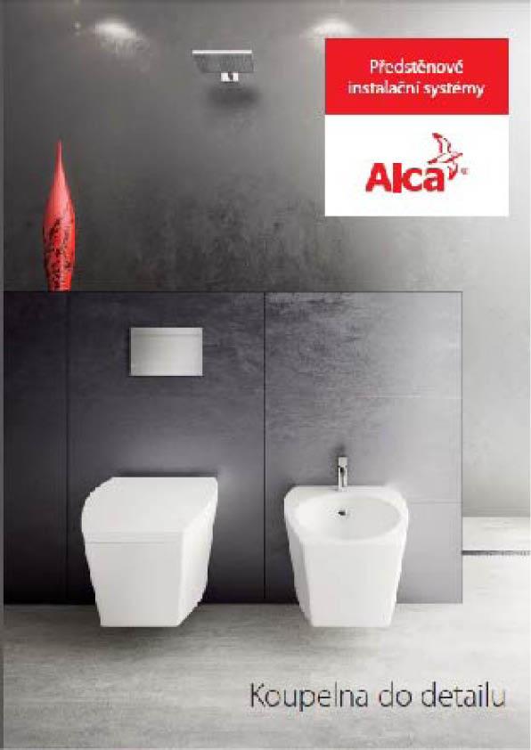 AlcaPlast - Predstenové inštalačné systémy