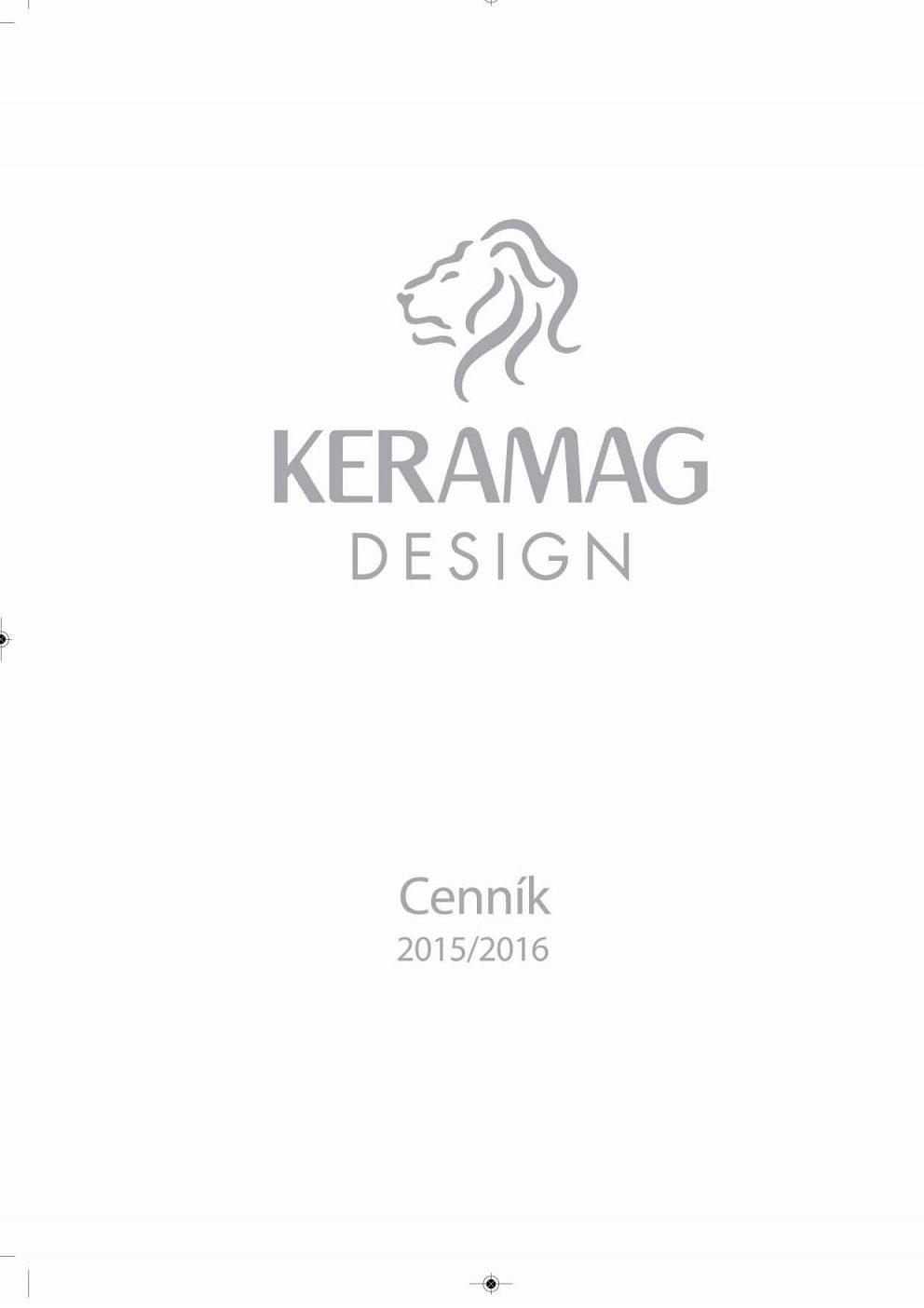 Keramag MOC Cenník 2015/2016