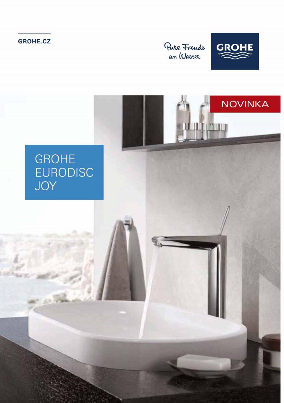 Grohe - Eurodisc Joy