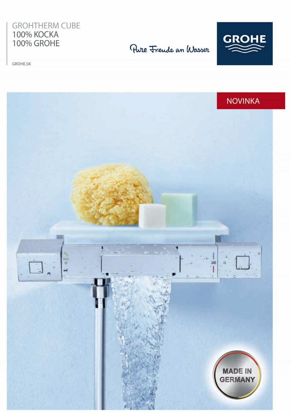 Grohe - Grohtherm Cube