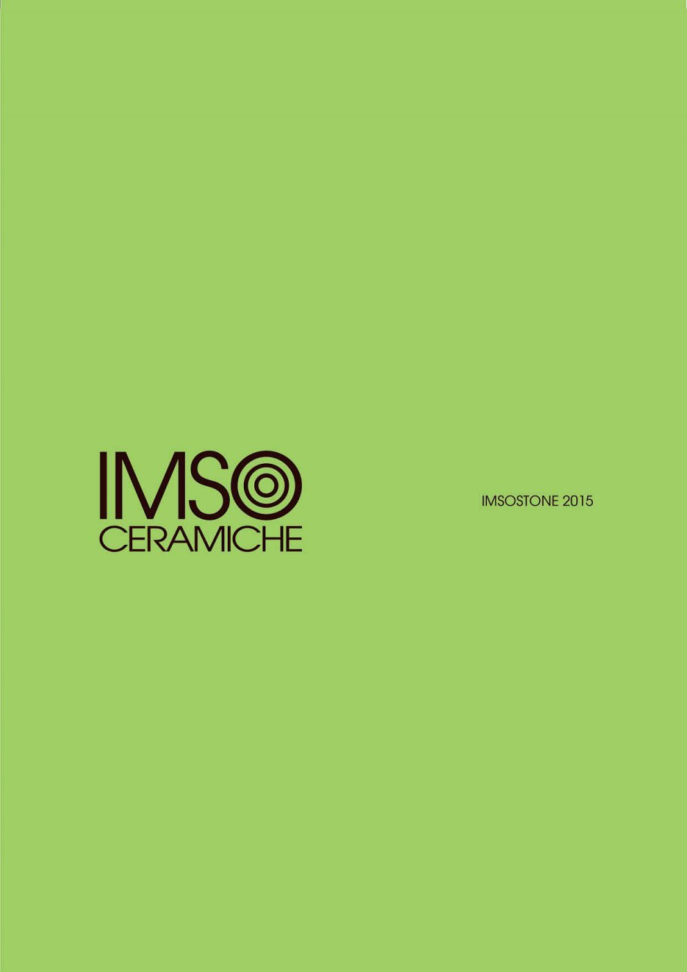 Imso - Generálny katalóg 2015