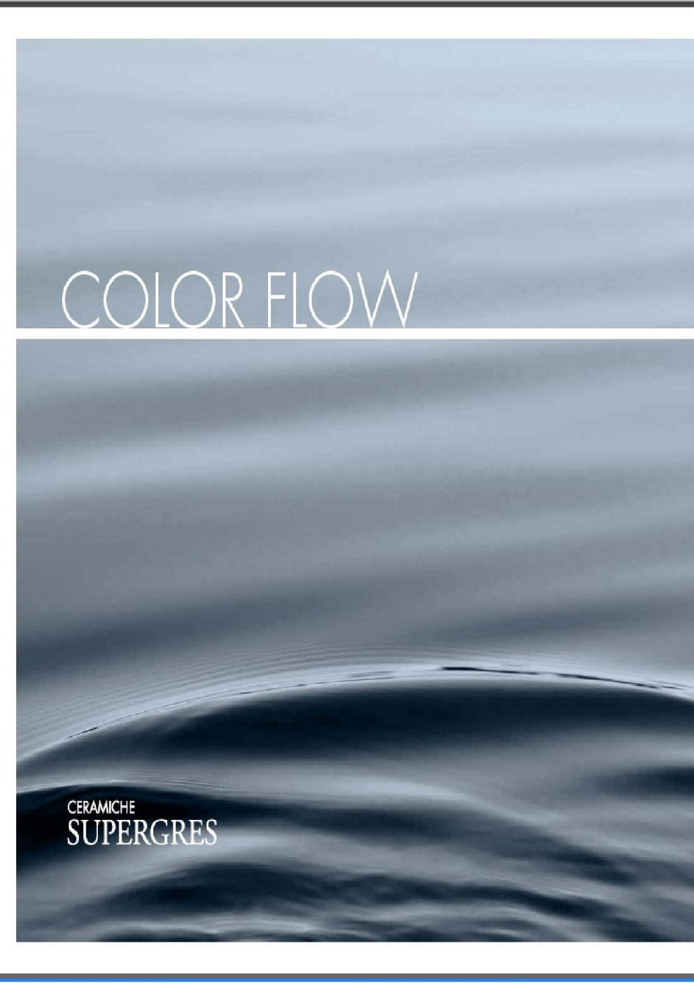 Supergres - Color flow