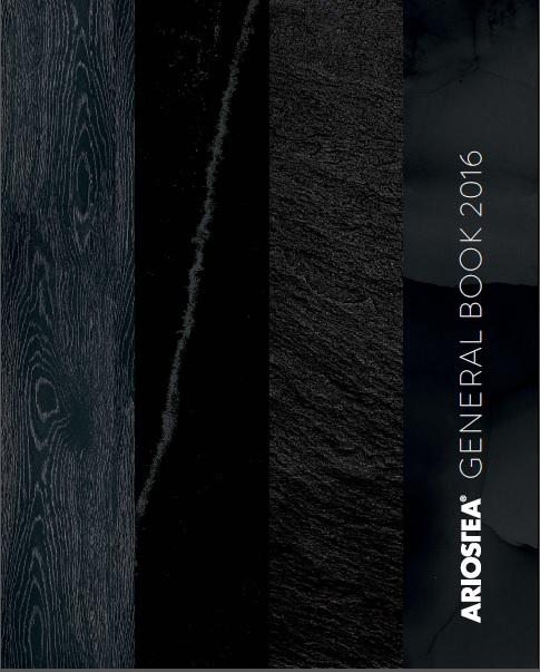 Ariostea - generálny katalóg 2016