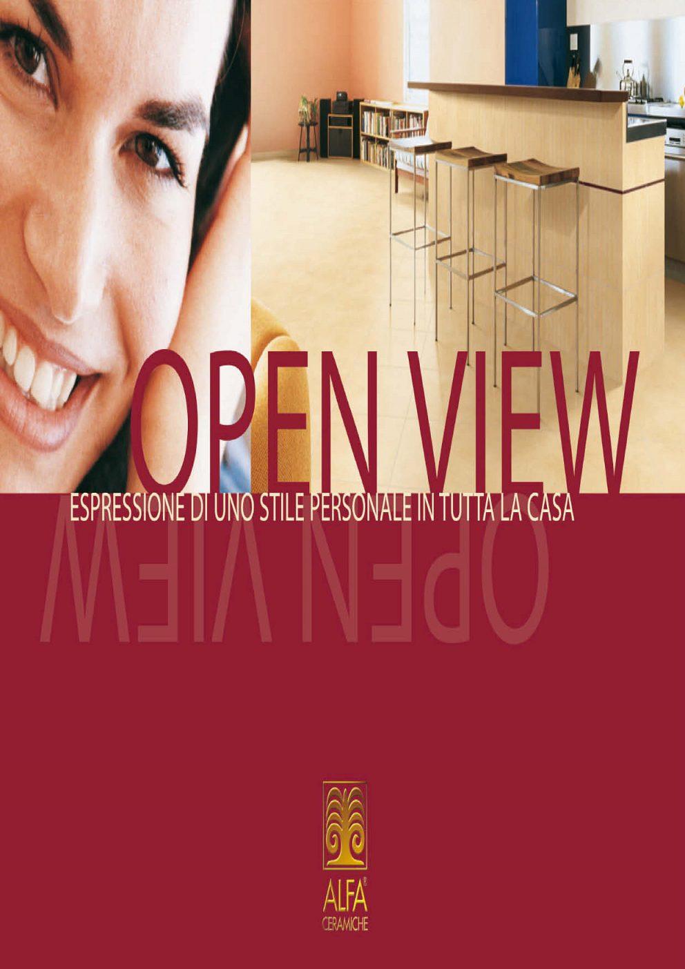 Alfalux - Open view