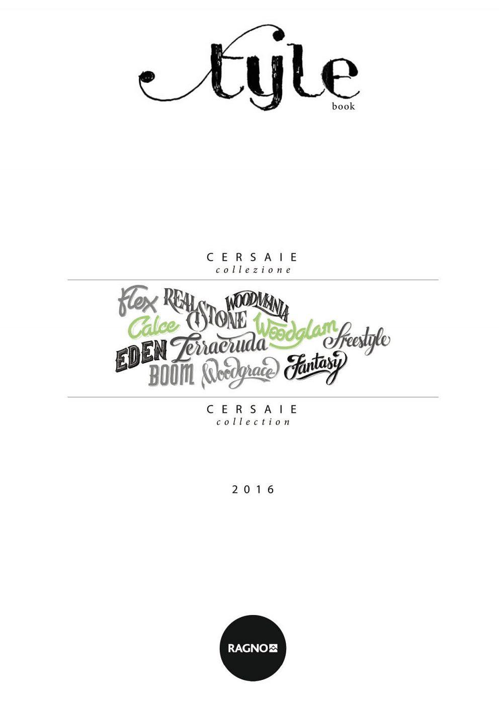 Ragno - Cersaie Collezione 2016