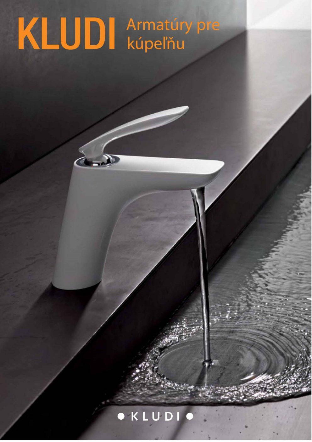 Kludi - armatúra pre kúpeľňu