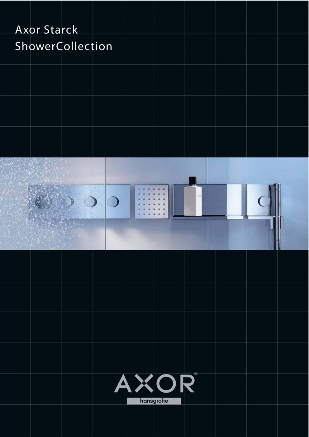 Axor - Starck Shower Collection