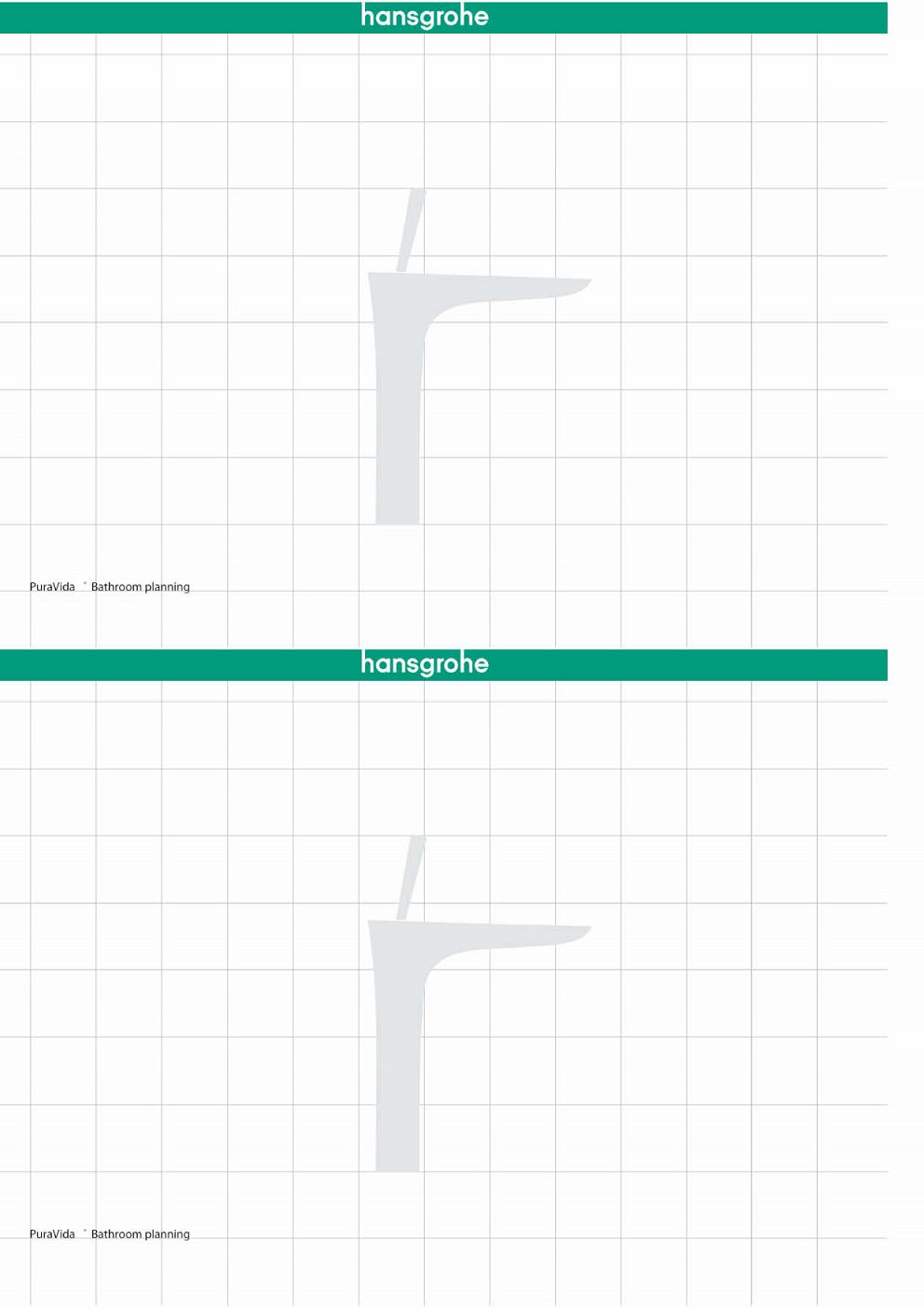 Hansgrohe - plánovanie kúpeľne Pura Vida