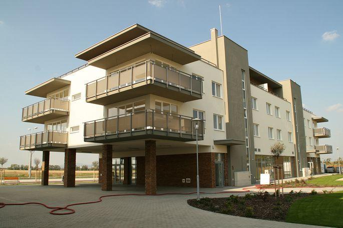 Jantár - Bytový komplex Jarovce