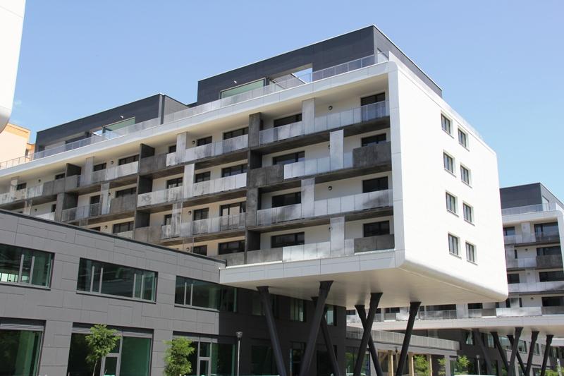 SkyBox  - Bytový komplex Bratislava
