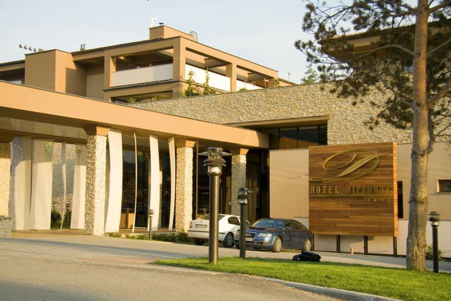 Hotel Diplomat - Rajecké Teplice