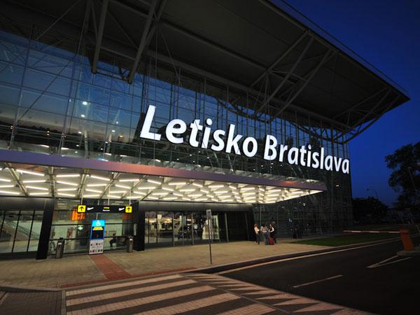 Letisko M.R.Štefánika - Bratislava