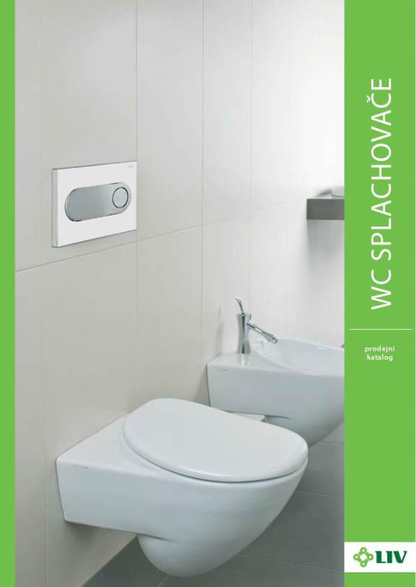 LIV - WC splachovače