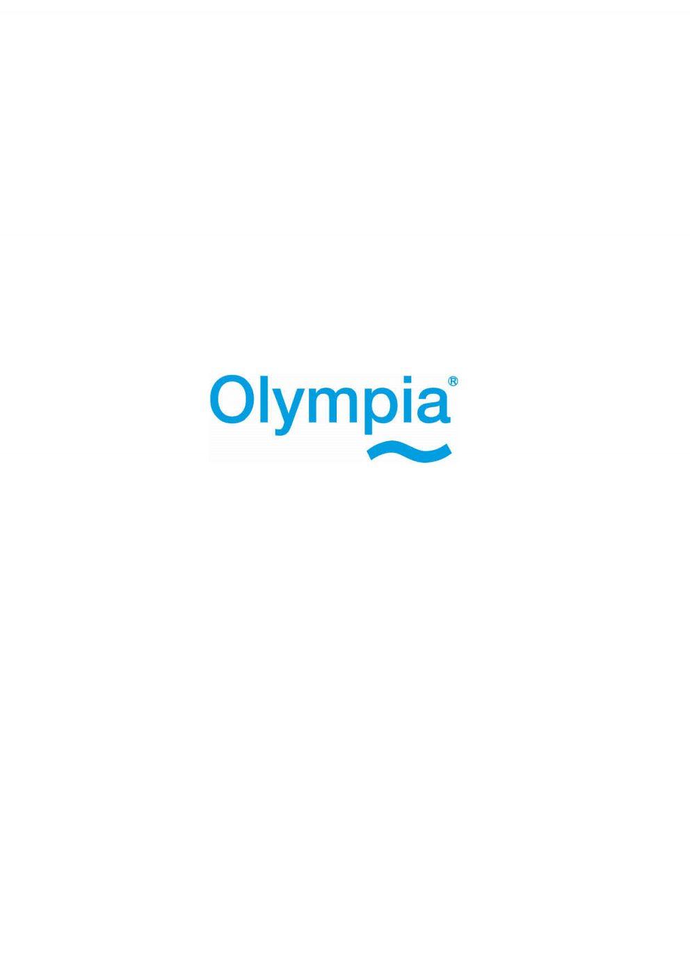 Olympia - generálny katalóg