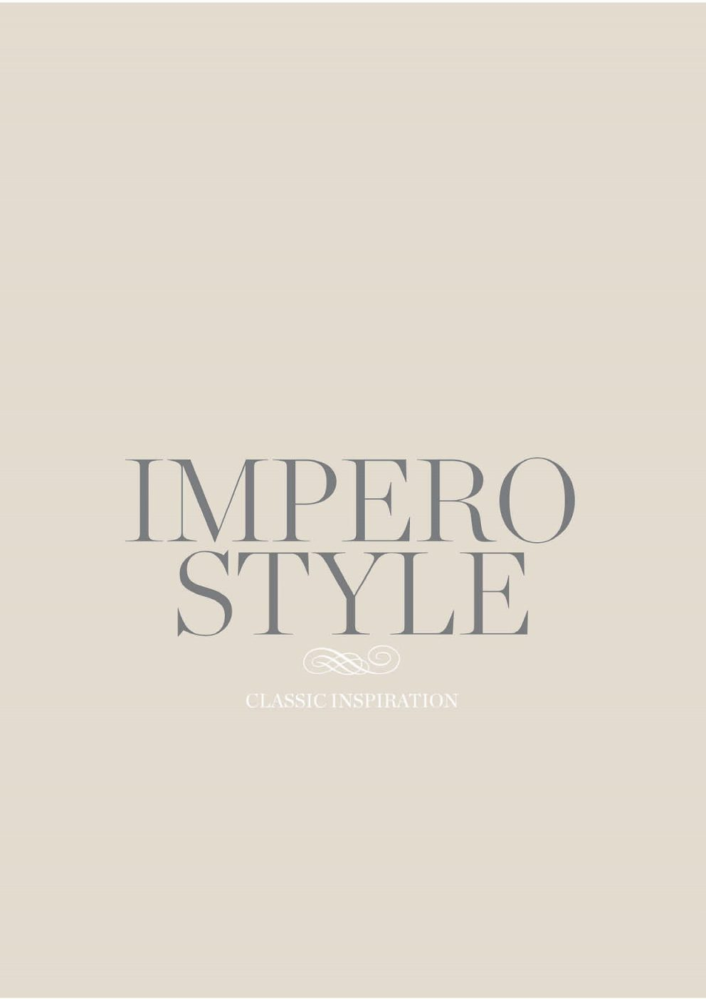 Olympia - Impero Style