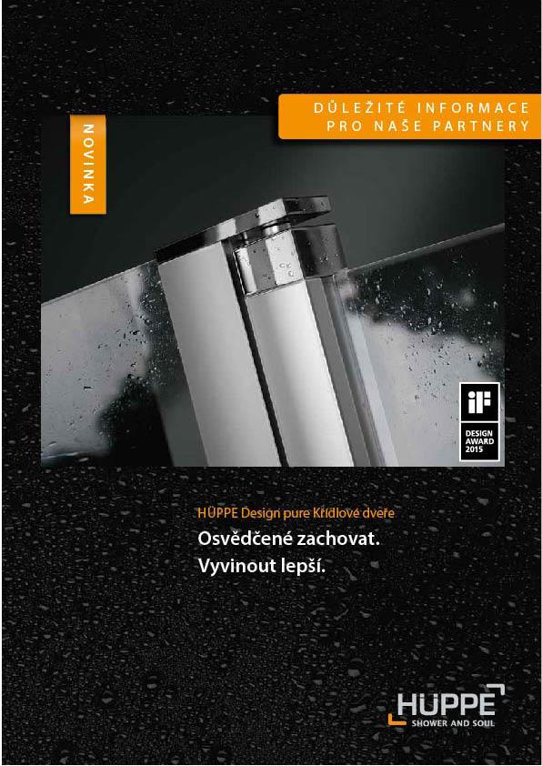 Huppe - Design Pure