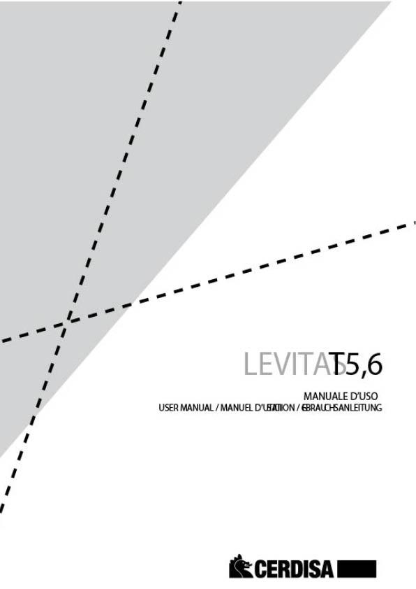 Cerdisa - Levitas