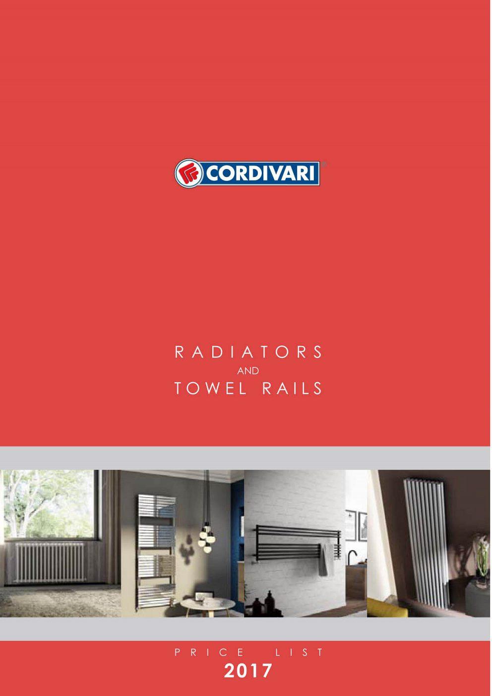 CORDIVARI - Radiatory 2017