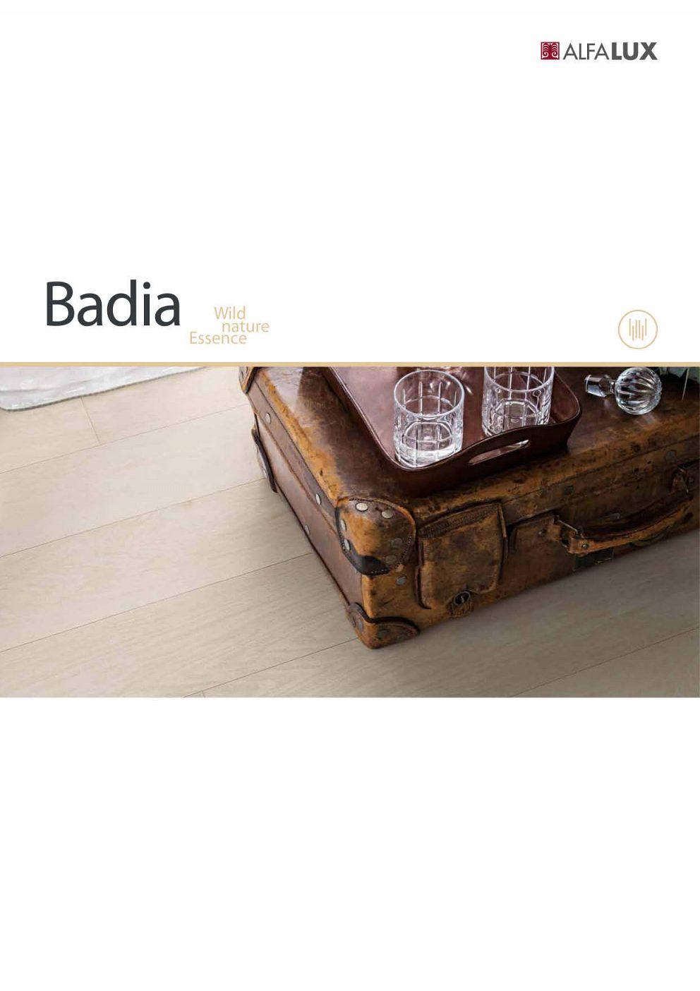 Alfalux - Badia