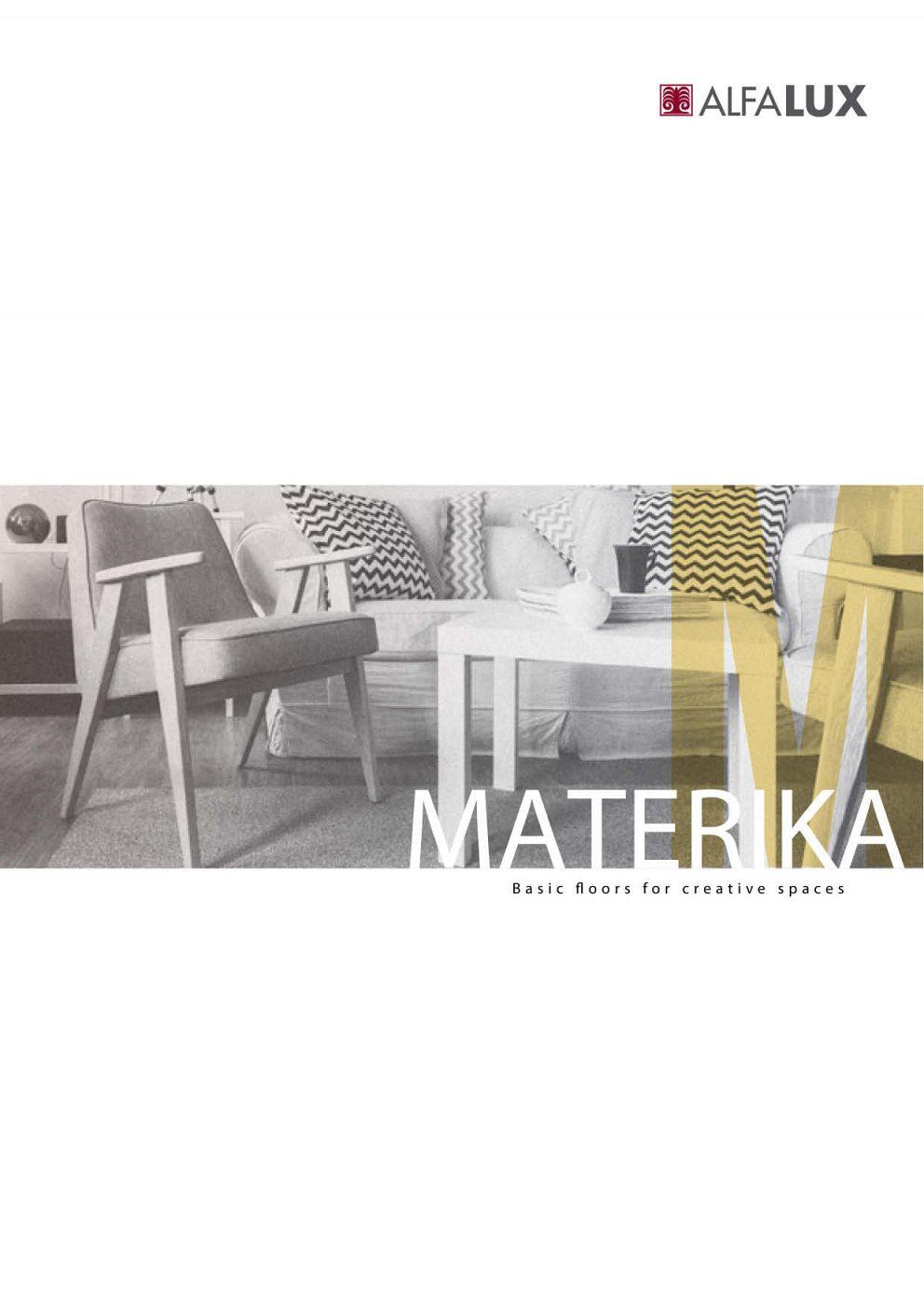 Alfalux - Materika