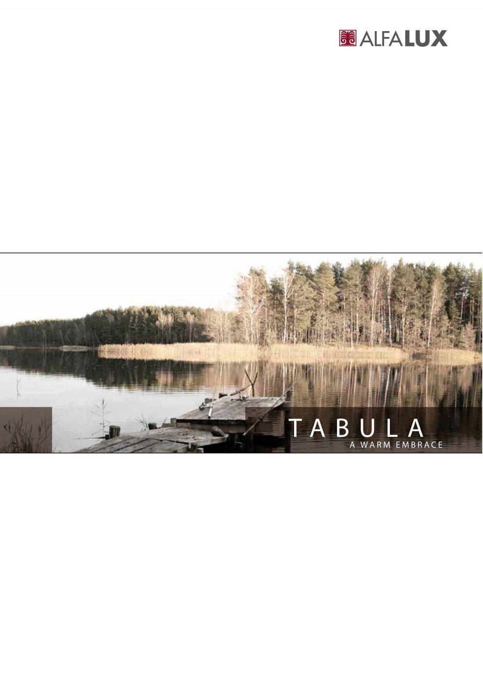 Alfalux - Tabula