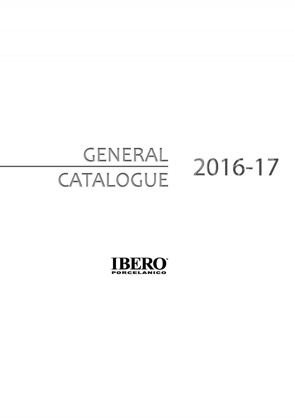 Ibero - Generálny katalóg 2016/2017