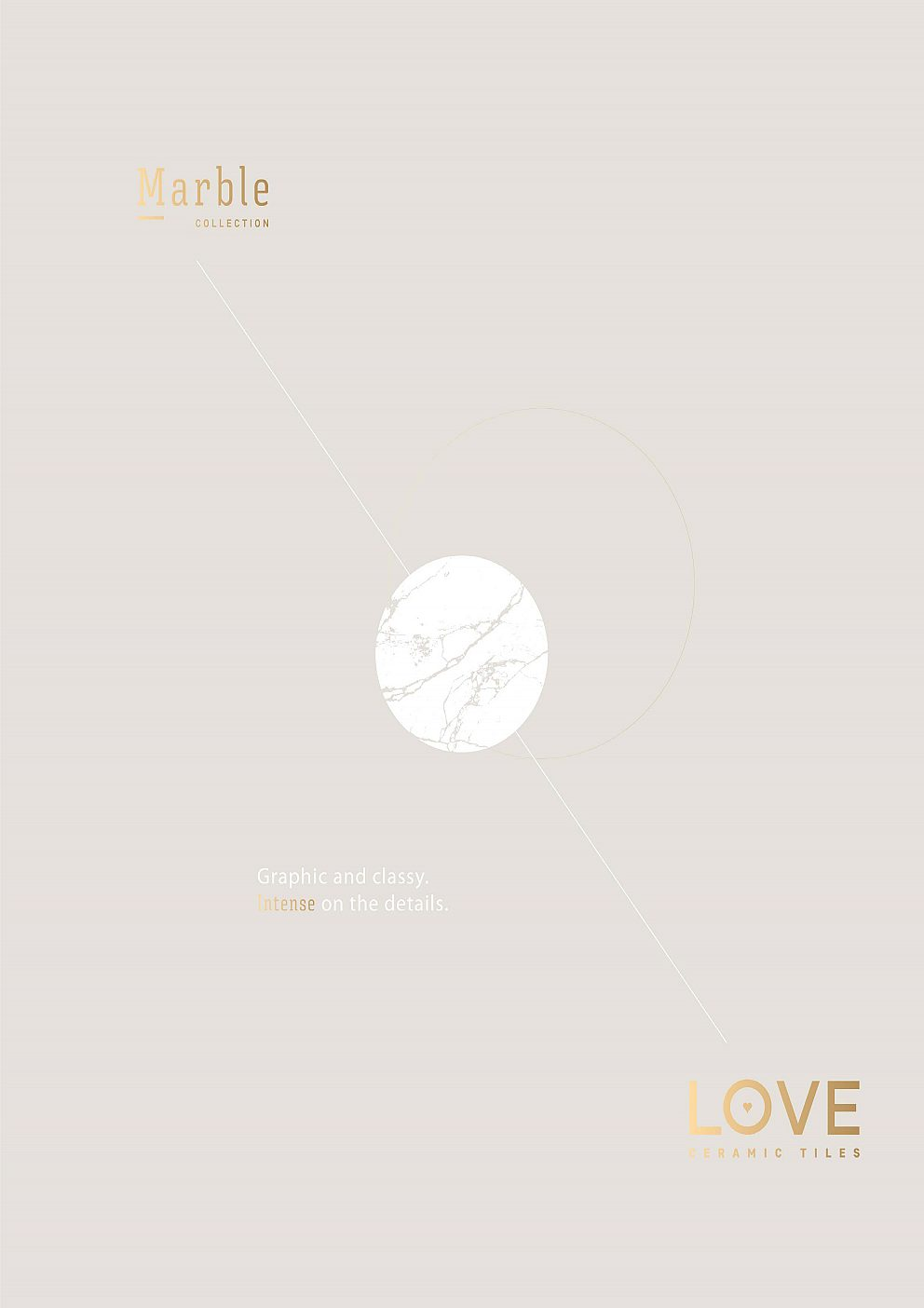 Love - Séria Marble