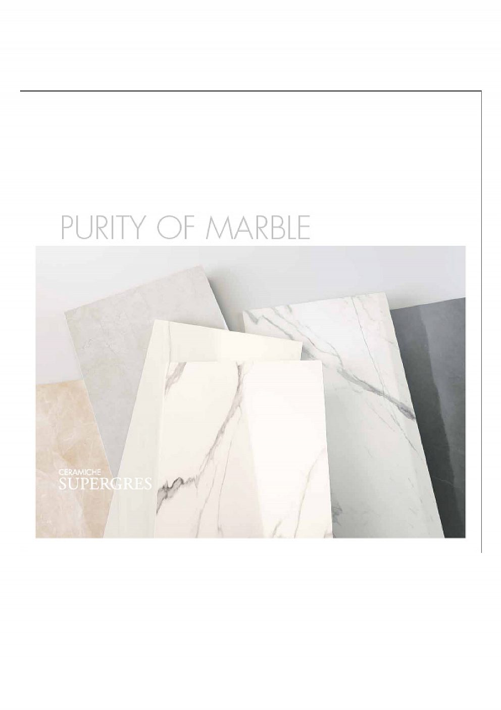 Supergres - Purity of Marble