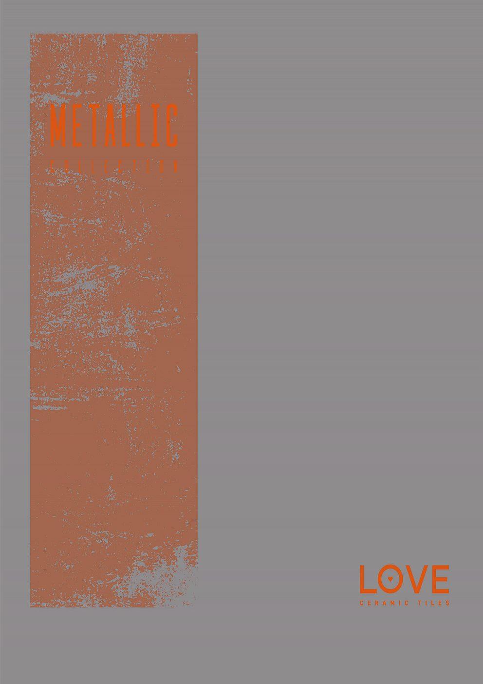 Love - Série Mettalic
