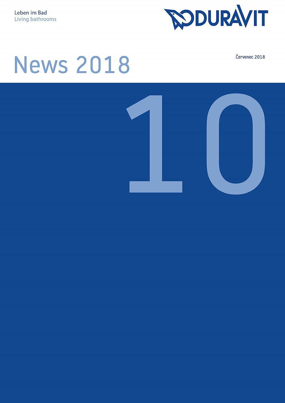 Duravit - Novinky 2018